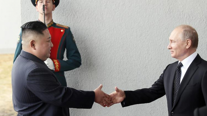 Putin fordert Garantien für Nordkorea