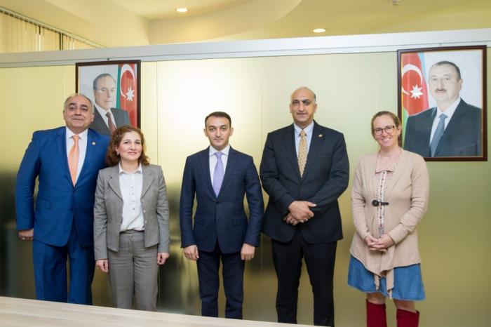 """""""ASAN xidmət""""də beynəlxalq tərəfdaşlarla görüş - FOTOLAR"""