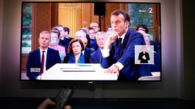 El 70% de los franceses rechaza la gestión de su presidente