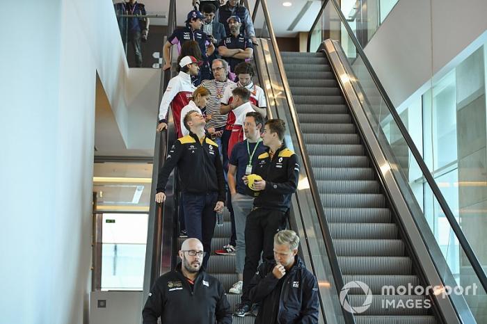 Las fotos del jueves del GP de Azerbaiyán 2019 de F1