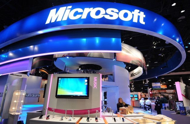 Microsoft hits $1-trillion market cap after strong revenues