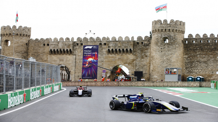 5 shock moments from Azerbaijan Grand Prix history -  VIDEO