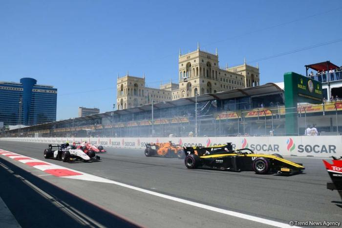 3rd free practice sessions start at Formula 1 SOCAR Azerbaijan Grand Prix 2019