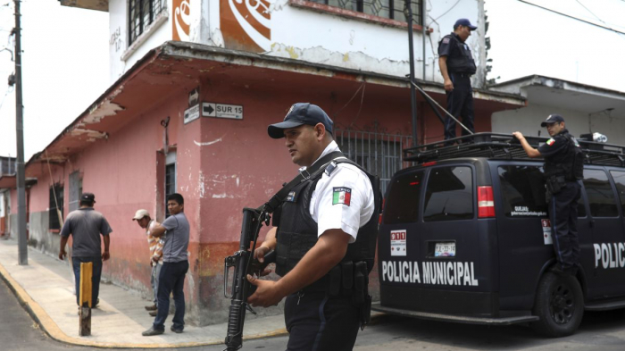 Mexican state of Veracruz plagued by bloody shadow of violence