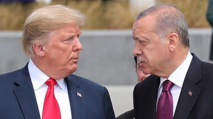 Erdogan, Trump discuss Russian S-400 working group bid