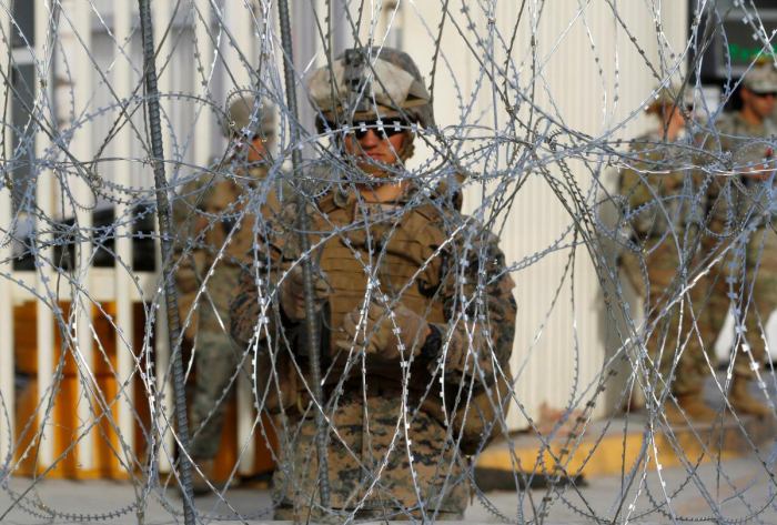 Pentagon approves 320 more personnel to Mexico border