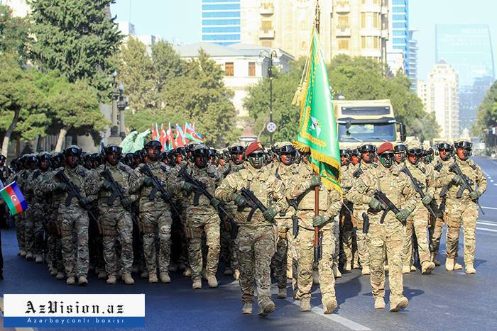 Azerbaijan Special Forces mark 20th anniversary -   PHOTOS+VIDEO