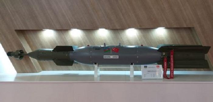 Azerbaijan creates laser-guided aerial bombs