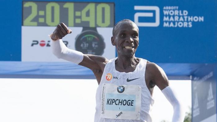 Wie schnell kann man einen Marathon laufen?