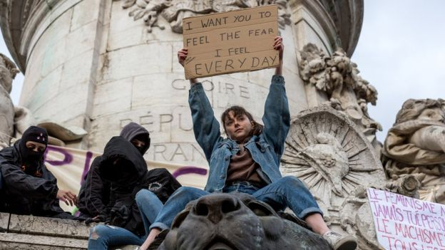 France harassment law hands out 447 fines in first months