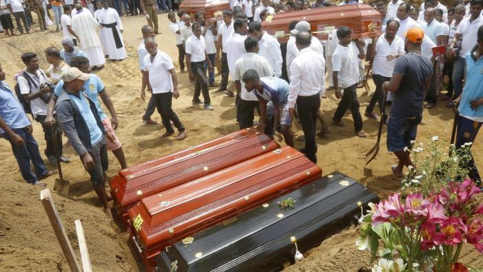 Sri Lanka:   au moins 45 enfants et adolescents tués   dans les attentats (ONU)