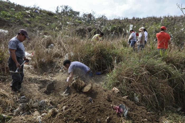 Mexique : découverte d
