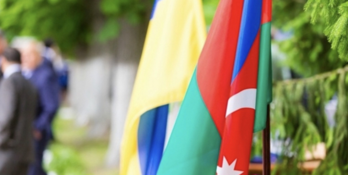 Ucrania y Azerbaiyan discuten la cooperación en el campo del transporte y la energía dentro de GUAM