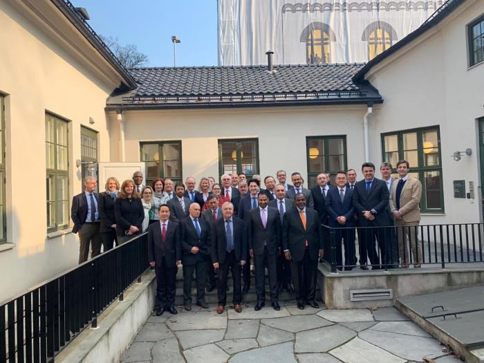 Beynəlxalq Prokurorlar Assosiasiyası ilə əməkdaşlıq uğurla davam etdirilir