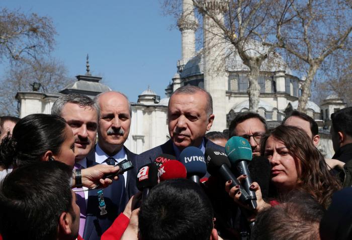 Türkiyə prezidentindən Netanyahuya sərt cavab