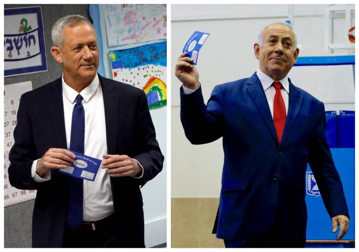 İsrail seçkilərində son vəziyyət - 2 dini partiya Netanyahunu seçdi