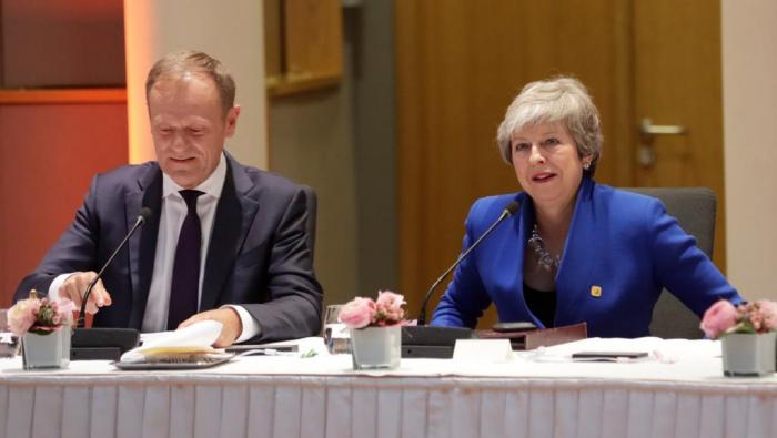 Pour Theresa May, le Royaume-Uni peut encore quitter l
