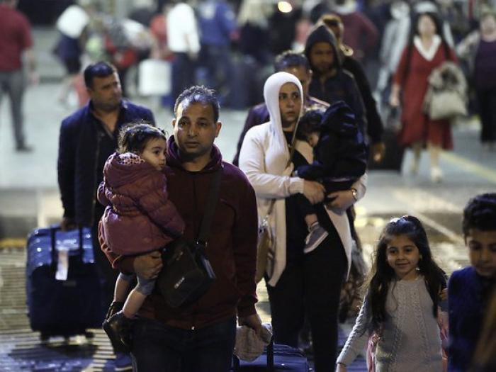 Grèce:   92 migrants arrivés à Samos, une femme retrouvée noyée