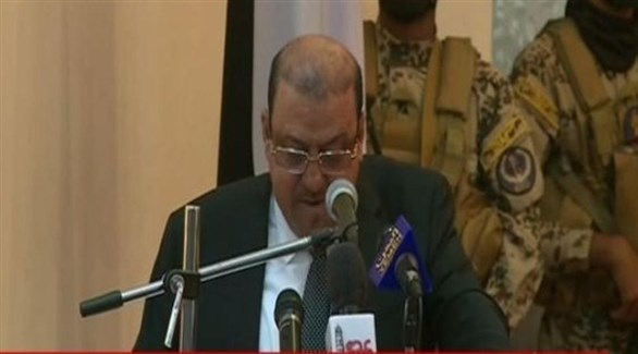 رئيس البرلمان اليمني يدعو الحكومة للعودة إلى عدن