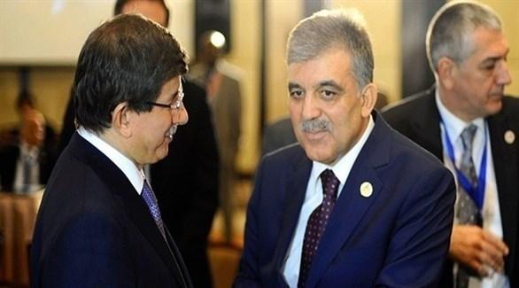 تركيا: غول وأوغلو يؤسسان حزبين جديدين
