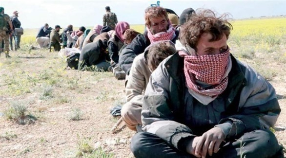 6 آلاف داعشي شرق الفرات