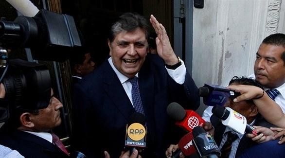 """رسالة لرئيس البيرو قبل انتحاره: """"ستكون جثتي رمزاً لاحتقاري لخصومي"""""""