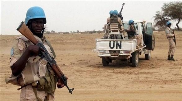 مقتل عنصر مصري بقوة الأمم المتحدة في مالي بانفجار لغم