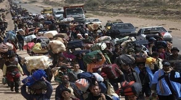 نزوح 30 ألف شخص جراء الاشتباكات في طرابلس