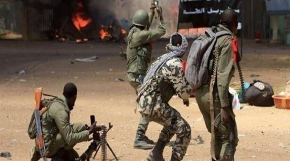 مقتل 10 عسكريين ماليين في هجوم إرهابي
