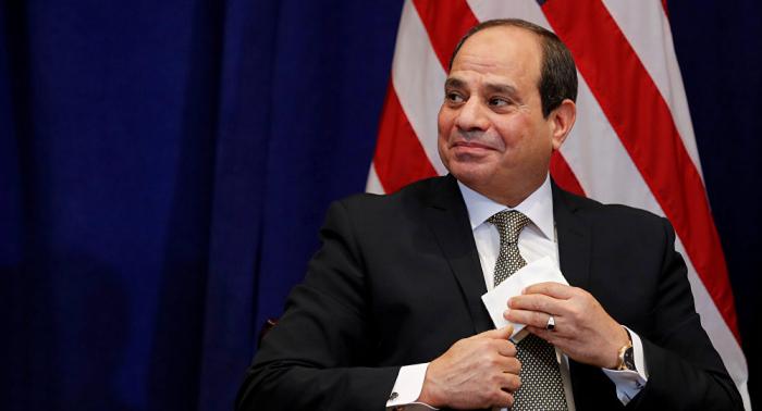 السيسي يلتقي قائد الجيش الليبي خليفة حفتر في القاهرة