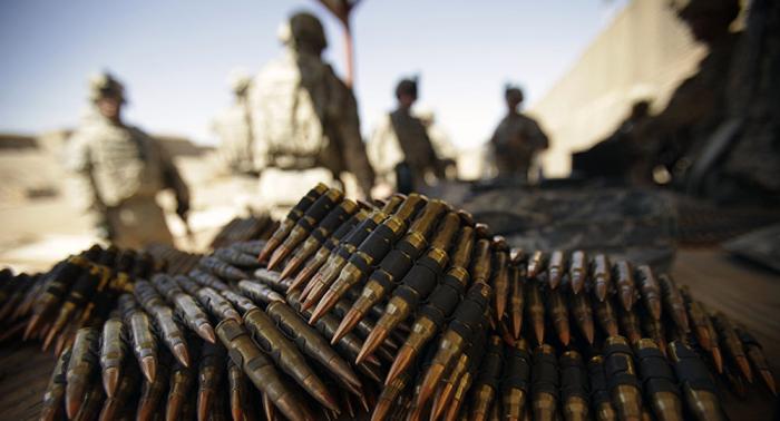 """عملية """"غير قتالية"""" تودي بحياة جندي أمريكي في العراق"""