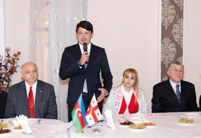Fuad Muradovun Gürcüstana səfəri davam edir