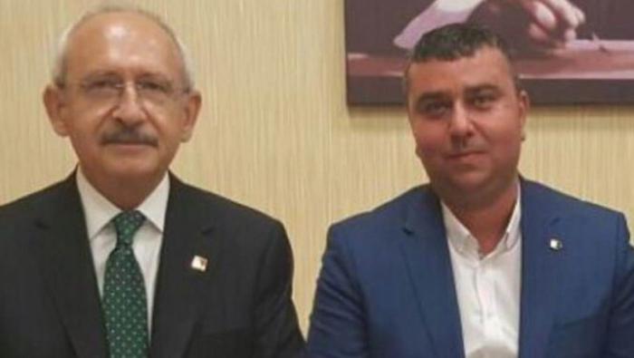 CHP-nin təşkilat sədri borca görə öldürüldü