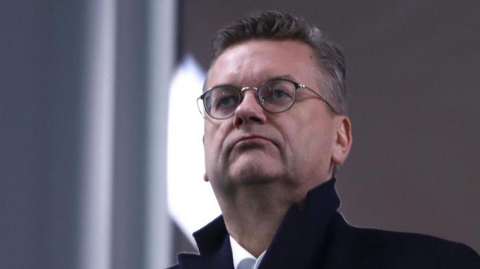 Le président de la Fédération allemande démisionne à cause d