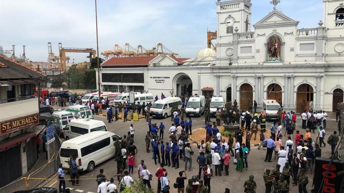 Attentats au Sri Lanka: le bilan s
