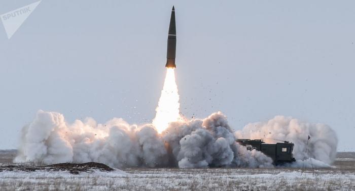 """صاروخ """"إسكندر"""" يصيب هدفه لا محالة"""