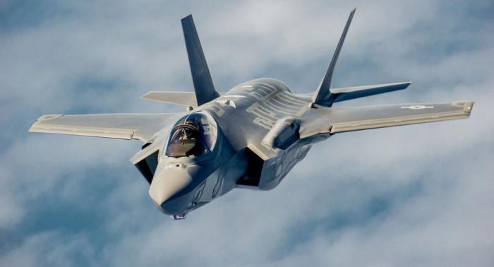 Experte:   Russland und China würden jeden Preis für vermisste F-35 zahlen