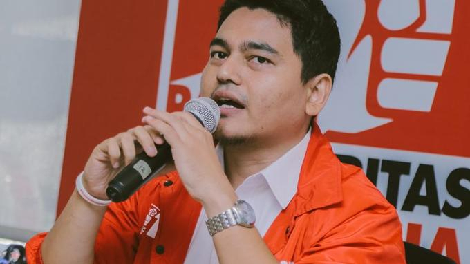 Mikhail Gorbachev candidat en Indonésie