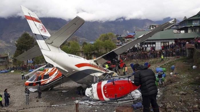 Népal:   trois morts dans un accident d
