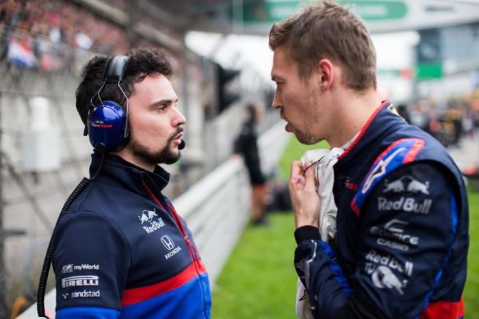 Toro Rosso espera entrar en la Q3 en Bakú