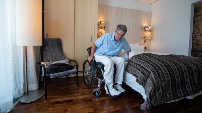 Nur jedes neunte Hotel wenigstens teilweise behindertengerecht