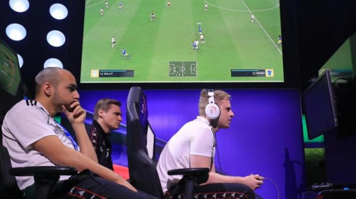 Deutschland enttäuscht bei FIFA-Turnier