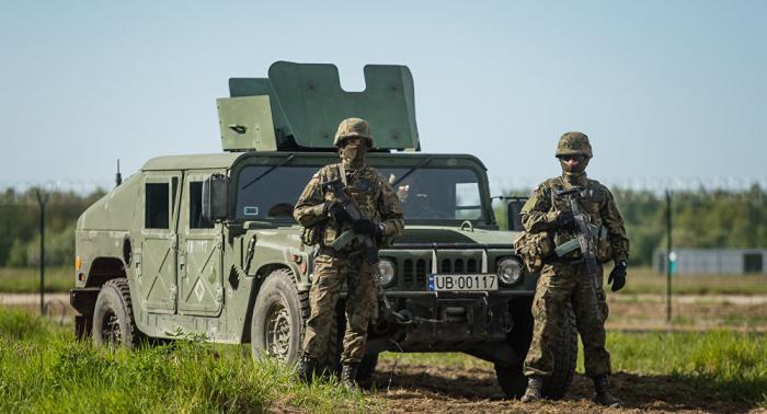 الولايات المتحدة تعزز وجودها العسكري في بولندا
