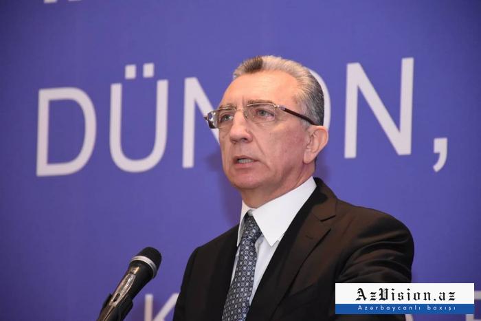 """""""Hələ də bəzi neqativ hallar mövcuddur"""" - Eldar Əzizov"""