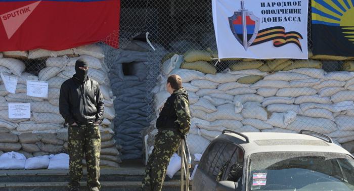 سلطات لوهانسك الشعبية تتهم القوات الأوكرانية بقصف أراضيها 4 مرات خلال الـ 24 ساعة الماضية