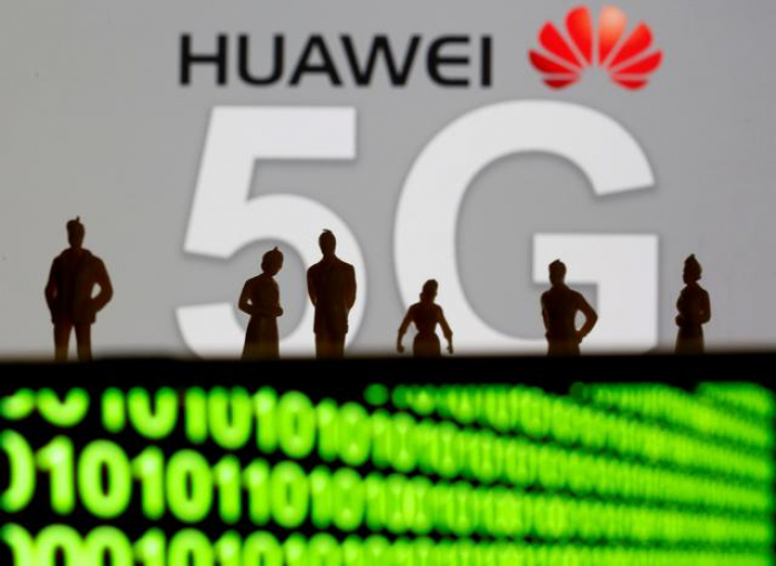 Huawei says launches