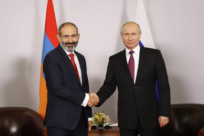 Poutine et Pashinian pourraient se rencontrerau Kazakhstan