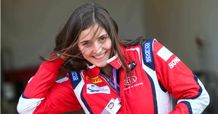 Colombiana Calderón busca primeros puntos en Bakú este fin de semana