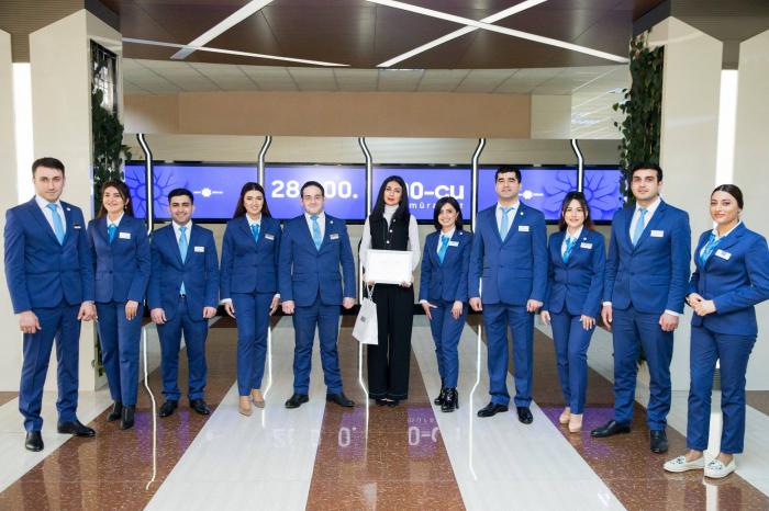 """""""ASAN xidmət""""ə 28 milyonuncu müraciət - FOTO"""