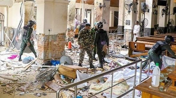 ارتفاع عدد قتلى هجمات سريلانكا إلى 290